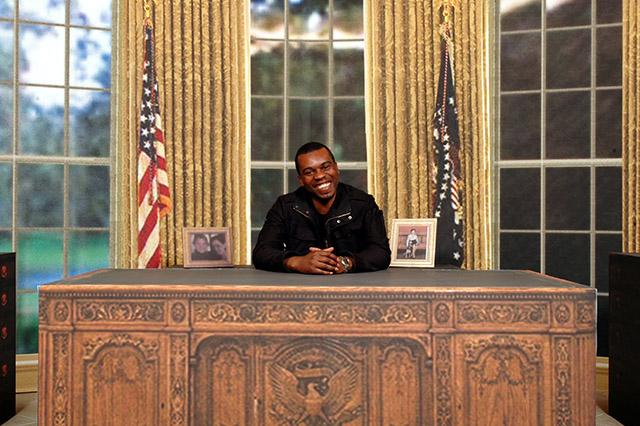Benoit Broisat Oval Office